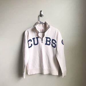 47 Brand Chicago Cubs 1/4 zip